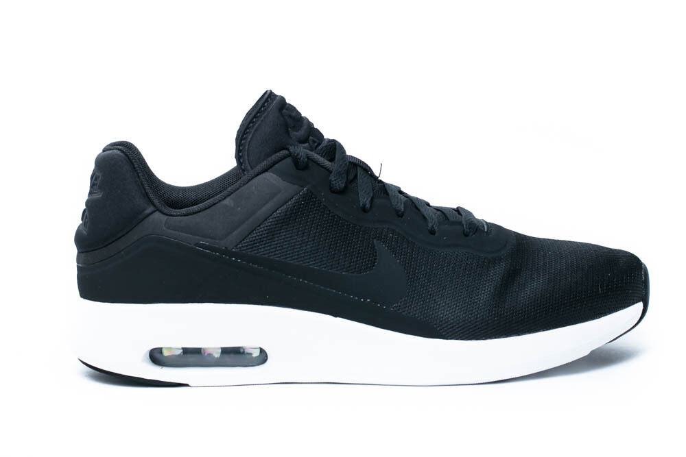 NIKE AIR MAX MODERN ESSENTIAL MENS SHOES BLACK ANTHRACITE WHITE 844874 001