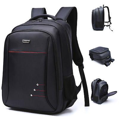 """Befangen Verlegen Laptop Rucksack 14.5"""" Business Büro Reisen Notebook Tasche Daypack Organizer Bag üBerlegene Unsicher Gehemmt QualitäT In Selbstbewusst"""