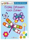 Erstes Stickern nach Zahlen (2016, Taschenbuch)