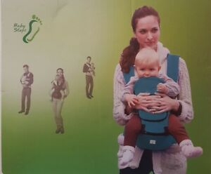 Green Baby Steps Hip Seat Baby Carrier Multifunctional NEW free shipping