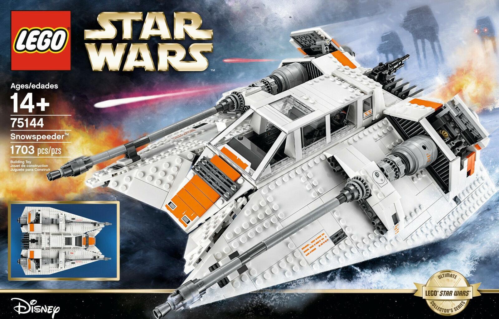 LEGO STAR WARS UCS SNOWSPEEDER (75144) ULTIMATE COLLECTORS SERIES - NEW NISB