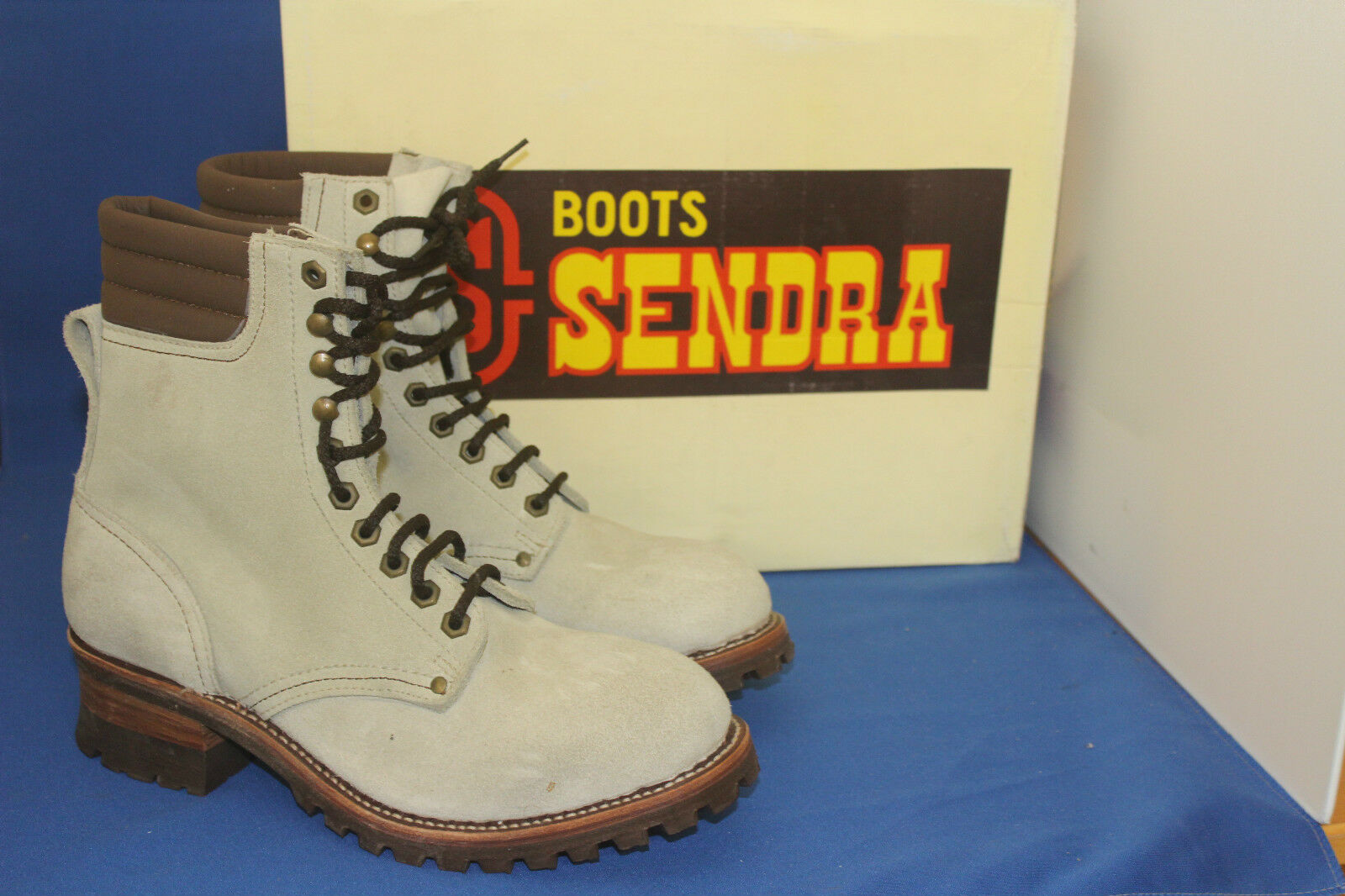 Sendra libre botas logger trabajador al aire libre Sendra botas botas gr. 37 a82795