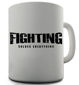 Fighting-Funny-Design-Novelty-Gift-Tea-Coffee-Office-Mug