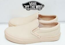 3d47aed91f61 item 4 VANS CLASSIC SLIP-ON DX (LEATHER)WHISPER PINK MONO VN0A38F8OET MEN S  SIZE  7.5 -VANS CLASSIC SLIP-ON DX (LEATHER)WHISPER PINK MONO VN0A38F8OET  MEN S ...