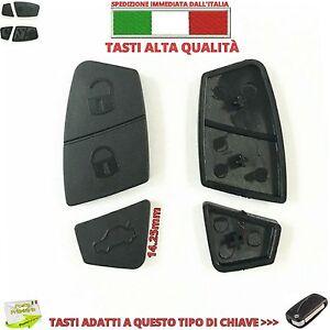 TASTI-PULSANTI-CHIAVE-TELECOMANDO-3-TASTI-FIAT-PANDA-STILO-IDEA-MUSA-LANCIA-KEY