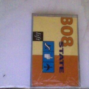 808 State lift cassette single sealed - Ashbourne, United Kingdom - 808 State lift cassette single sealed - Ashbourne, United Kingdom