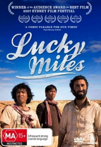 1 of 1 - Lucky Miles (DVD, 2007)-REGION 4-Brand new-Free postage