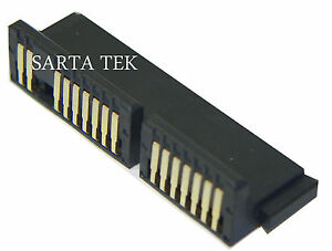 New for HP EliteBook 2540p 1.8 SATA HDD Hard Disk//Drive Connector Adapter