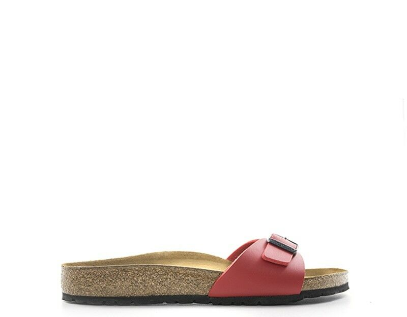 Schuhe BIRKENSTOCK Damenschuhe ROSSO Pelle naturale 40741