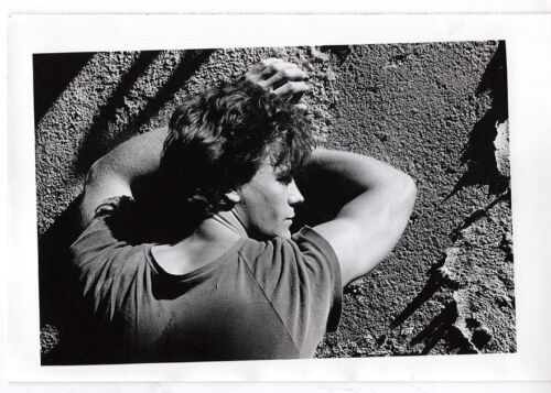 Joseph Caprio Photograph of Young Man – French Contemporary Photographer Gay
