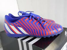 Adidas Predator Absolado Instinct TF Men's Soccer Cleat B35488 Solar Red/White