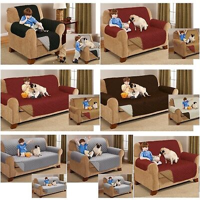Swell Waterproof Scratch Proof Dog Pet Cat Reversible Sofa Cover Protector 123 Seater Ebay Gamerscity Chair Design For Home Gamerscityorg