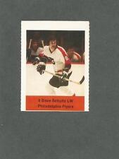 1974-75 Acme Loblaws Hockey Dave Schultz Philadelphia Flyers