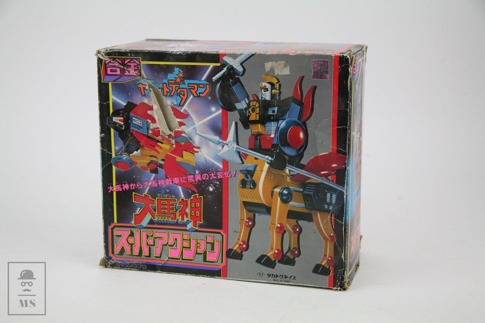 Vintage 1980´s Daibazin Super Action Robot - Japan - - - Transformers 10987d
