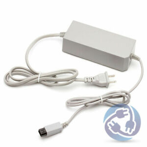 Nintendo-Wii-Home-Console-AC-Power-Supply-Wall-Plug-Charger-Charging-Cord-Cable