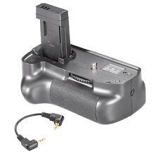 Vertical Battery Grip Pack Holder for Canon EOS 1100D 1200D 1300D Rebel T3 T5 T6
