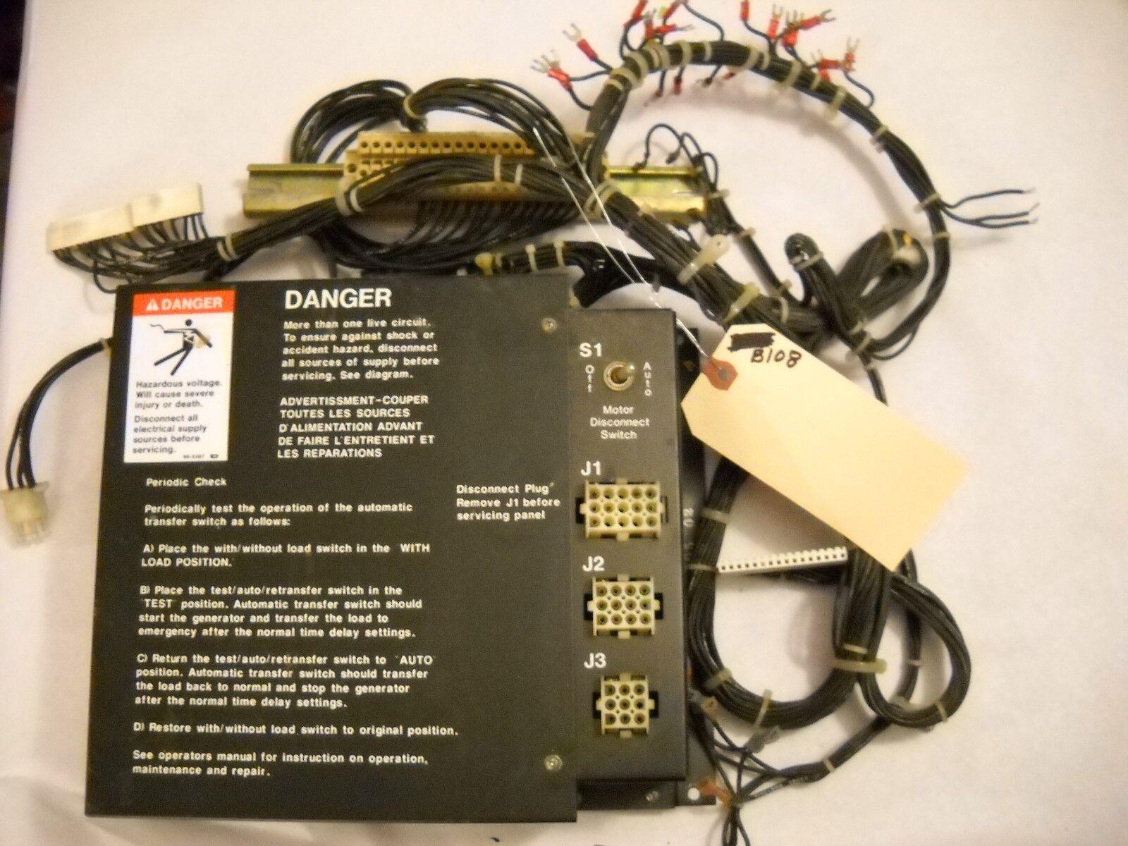 B108 Cummins Onan Oncu 300g 562g Transfer Switch Inner Panel With Emergen Wiring Diagram Norton Secured Powered By Verisign