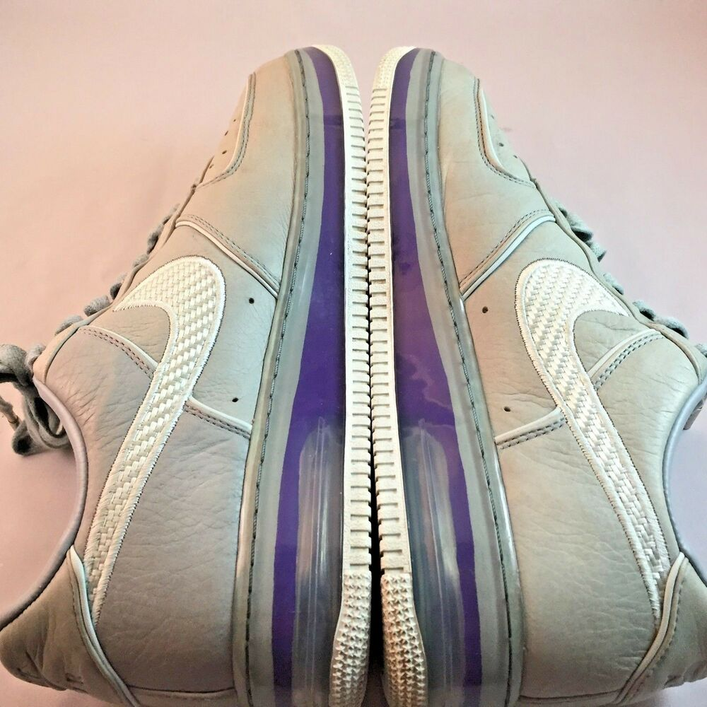 Nike Air Air Nike Force 1 SUPREME MAX 07 JAPAN SAMURAI OCEAN CUBE FIBERGLASS PURPLE bleu Chaussures de sport pour hommes et femmes d6ad0e
