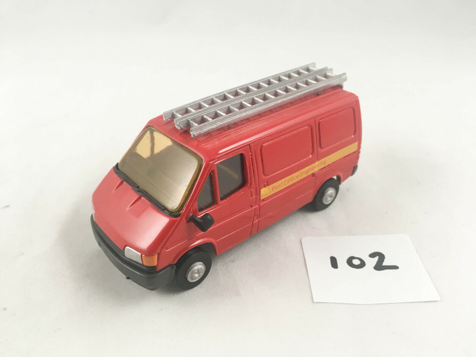 RARE Roxley  RX21 Ford Transit Van Post office Engineering HANDBUILT Diecast