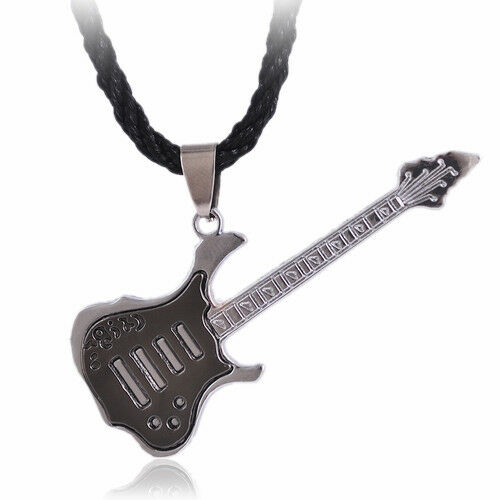 New Cool Boy Men Long Pendant Necklace Chain Stainless Steel Silver Jewelry Gift
