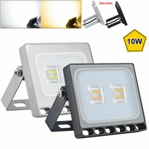 LED Floodlight 10//30//50//100//150//200W Security Flood Lights IP65 Outdoor Garden