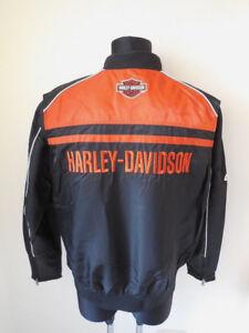 Harley-Davidson-Moto-Ride-Nylon-Freizeitjacke-Jacke-Jacket-98553-15VM