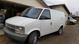 2003 Astro Cargo Van