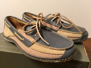 NEW Timberland Annapolis Boat Shoes