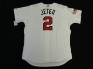 Authentic Derek Jeter USA 2006 World Baseball Classic Jersey Yankees