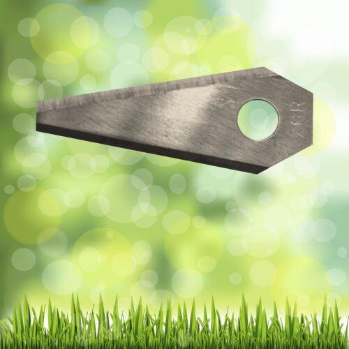 ✅ERSATZMESSER Ersatzklingen für BOSCH INDEGO Mähroboter Klingen Messer 1mm TITAN