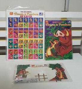 90-039-S-MCDONALDS-LION-KING-PROMOTIONAL-TOYS-DOMINOES-JIGSAW-NOUGHTS-AND-CROSSES