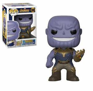 FUNKO-POP-Marvel-Avengers-Endgame-Infinity-War-Thanos-Vinyl-Action-Figure-Toy