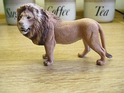 Responsabile Schleich Lion-d-73527-mostra Il Titolo Originale Il Massimo Della Convenienza
