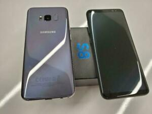 Samsung S8 & S8 + Plus 64GB CANADIAN UNLOCKED NEW CONDITION WITH ALL BRAND NEW ACCESSORIES 90 DAYS WARRANTY INCLUDED Ontario Preview