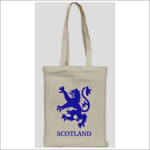 Scotland Lion Rampant  Cotton Tote Bag Novelty Gift