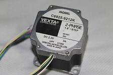 Vexta Stepper Motor 2 Phase 18 Degree Step Dc 23v 3a C6925 9212k