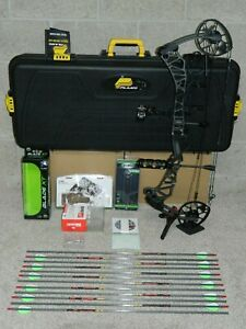 Loaded Mathews Traverse Bow Package - Most DL - 60 to 70 lb- Stone Tactical