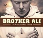 The Undisputed Truth [Bonus DVD] [PA] by Brother Ali (CD, Apr-2007, 2 Discs, Rhymesayers Entertainment)