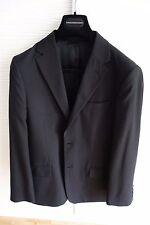 Designer Anzug, Purificacion Garcia, Größe 48, schwarz, gebraucht