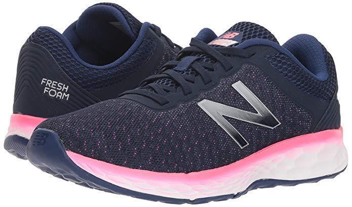 Women New Balance Kaymin V1 Fresh Foam Running shoes WKAYMRH1 color Pigment New