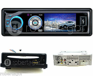 stereo autoradio display 3 video music usb sd dvd cd. Black Bedroom Furniture Sets. Home Design Ideas