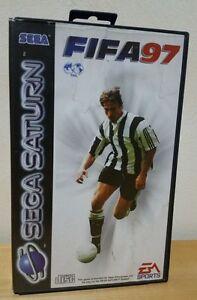 FIFA 97   -   Sega Saturn / SS / Pal  A861
