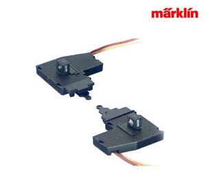 Maerklin-7547-K-Gleis-Weichenlaternensatz-fuer-2-Weichen-NEU-in-OVP