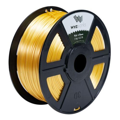 3D Printer Filament 1.75mm 3mm ABS PLA 1kg 2.2lb RepRap Marker Bot 30 Colors