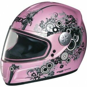 Grex-Casco-integrale-da-moto-e-scooter-R2-By-Nolan-Bubbles-Pearl-Pink-XL-NUOVO