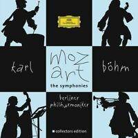 Karl B Hm, W.a. Mozart - Symphonies [new Cd] Boxed Set on sale