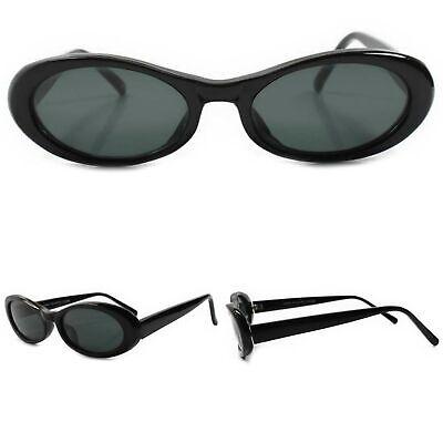 Vintage dead stock 80s90s era sunglasses free shipping!! black frame cloisonn\u00e9 style accents