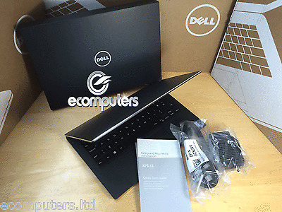 NEW Dell XPS 13 9350 3.1ghz i7, 8GB,256SSD,QHD+ Touch Screen 3200x1800 **