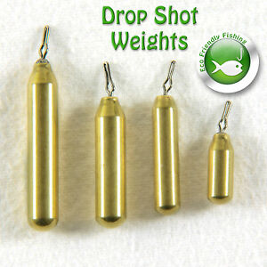 how to use drop shot weights
