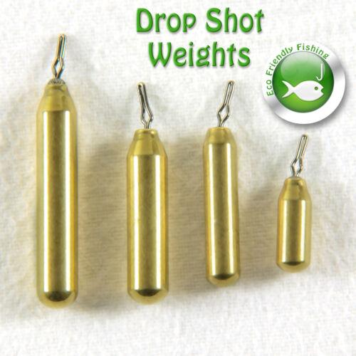 Drop shot poids finesse platine pensil non toxique conduit libre sandre pêche